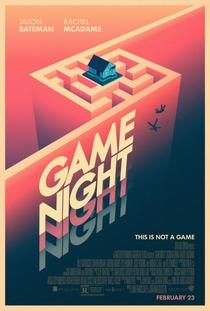 A Noite do Jogo - Poster / Capa / Cartaz - Oficial 4