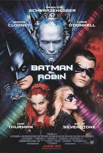Batman & Robin - Poster / Capa / Cartaz - Oficial 9