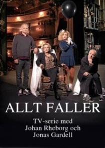 Allt Faller  - Poster / Capa / Cartaz - Oficial 1