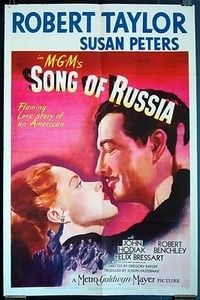 Canção da Rússia - Poster / Capa / Cartaz - Oficial 1