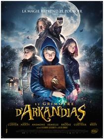Os Feitiços de Arkandias Dobrado - Poster / Capa / Cartaz - Oficial 1