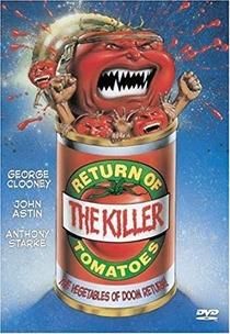 O Retorno dos Tomates Assassinos - Poster / Capa / Cartaz - Oficial 4