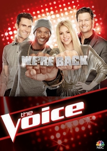 The Voice (6ª Temporada) - Poster / Capa / Cartaz - Oficial 1
