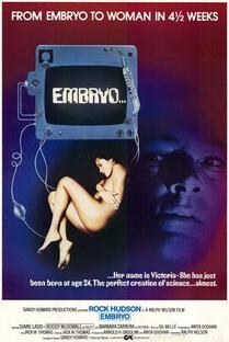 Embrião - Poster / Capa / Cartaz - Oficial 3