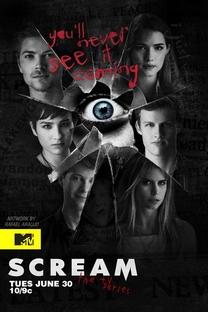 Scream (1ª Temporada) - Poster / Capa / Cartaz - Oficial 4