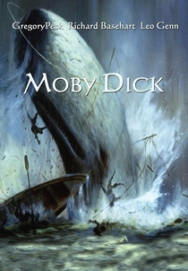 Moby Dick - Poster / Capa / Cartaz - Oficial 12