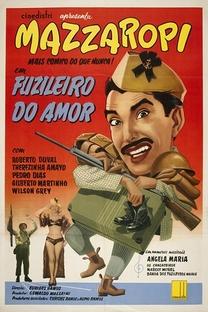 Fuzileiro do Amor - Poster / Capa / Cartaz - Oficial 2