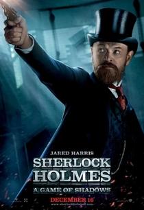 Sherlock Holmes: O Jogo de Sombras - Poster / Capa / Cartaz - Oficial 14