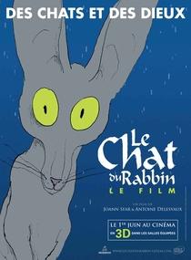 O Gato do Rabino - Poster / Capa / Cartaz - Oficial 4