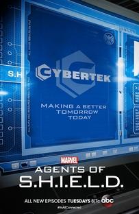 Agentes da S.H.I.E.L.D. (1ª Temporada) - Poster / Capa / Cartaz - Oficial 8