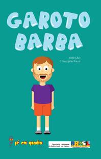 Garoto Barba - Poster / Capa / Cartaz - Oficial 1