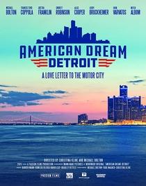 American Dream: Detroit - Poster / Capa / Cartaz - Oficial 1