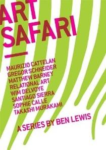 Art Safari - Poster / Capa / Cartaz - Oficial 1