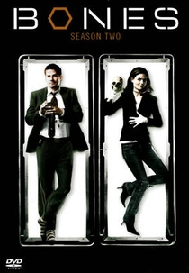 Bones (2ª Temporada) - Poster / Capa / Cartaz - Oficial 1
