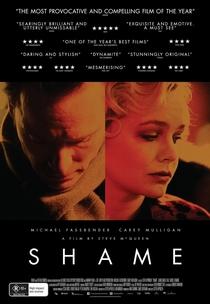 Shame - Poster / Capa / Cartaz - Oficial 14