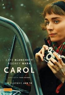 Carol - Poster / Capa / Cartaz - Oficial 12