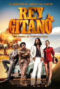 Rey Gitano - Poster / Capa / Cartaz - Oficial 1