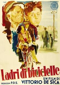 Ladrões de Bicicletas - Poster / Capa / Cartaz - Oficial 12