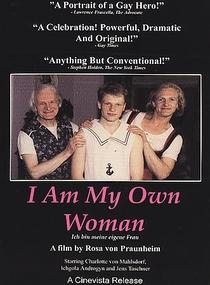 Eu Sou Minha Própria Mulher - Poster / Capa / Cartaz - Oficial 1