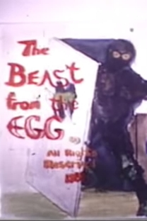 The Beast from the Egg - Poster / Capa / Cartaz - Oficial 1