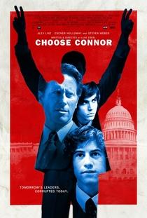 Choose Connor - Poster / Capa / Cartaz - Oficial 1