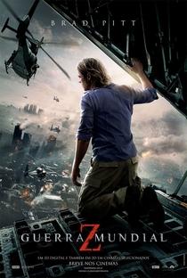 Guerra Mundial Z - Poster / Capa / Cartaz - Oficial 15