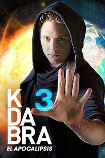 Kdabra (3ª Temporada) - Poster / Capa / Cartaz - Oficial 1