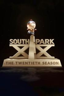 South Park (20ª Temporada) - Poster / Capa / Cartaz - Oficial 1