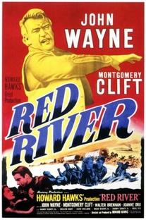 Rio Vermelho - Poster / Capa / Cartaz - Oficial 9