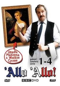 'Allo 'Allo! (1ª temporada) - Poster / Capa / Cartaz - Oficial 1
