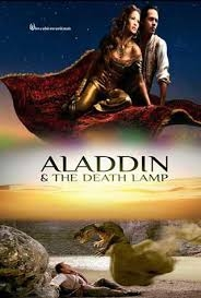 Aladdin e a Lâmpada da Morte - Poster / Capa / Cartaz - Oficial 3
