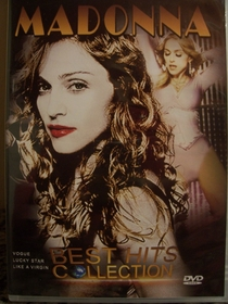 Madonna - Best Hit's Collection - Poster / Capa / Cartaz - Oficial 1