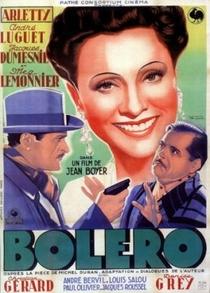 Boléro - Poster / Capa / Cartaz - Oficial 1