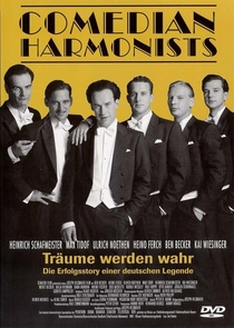 Comedian Harmonists - Poster / Capa / Cartaz - Oficial 1