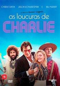 As Loucuras de Charlie  - Poster / Capa / Cartaz - Oficial 2
