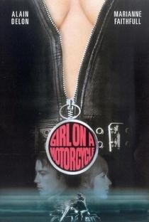 A Garota da Motocicleta - Poster / Capa / Cartaz - Oficial 16