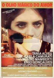 O Olho Mágico do Amor - Poster / Capa / Cartaz - Oficial 1