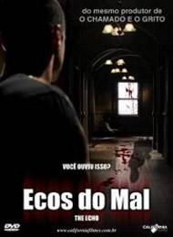 Ecos do Mal - Poster / Capa / Cartaz - Oficial 1