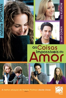 As Coisas Impossíveis do Amor - Poster / Capa / Cartaz - Oficial 7