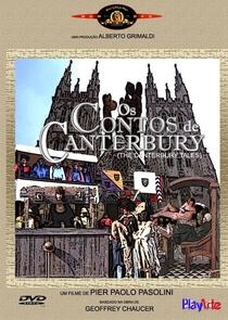 Os Contos de Canterbury - Poster / Capa / Cartaz - Oficial 9