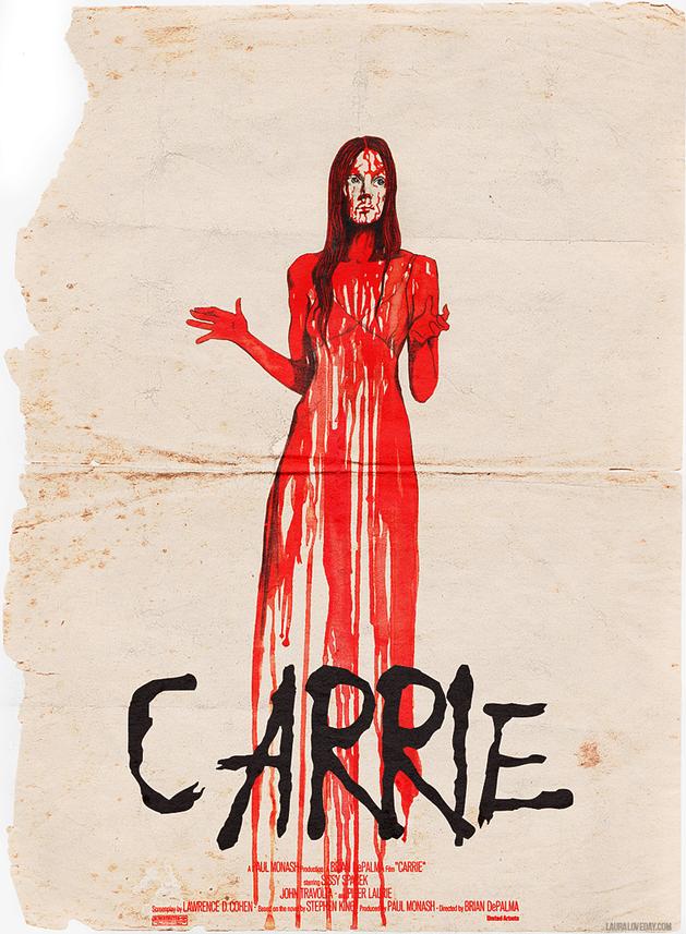 Carrie, A Estranha - Outra Página