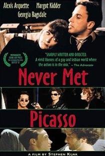 Never Met Picasso - Poster / Capa / Cartaz - Oficial 1