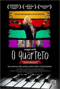 O Quarteto - Poster / Capa / Cartaz - Oficial 1