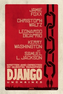 Django Livre - Poster / Capa / Cartaz - Oficial 18