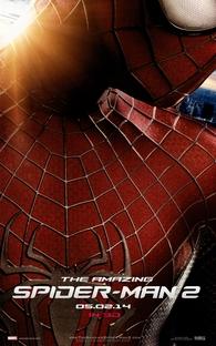 O Espetacular Homem-Aranha 2: A Ameaça de Electro - Poster / Capa / Cartaz - Oficial 11