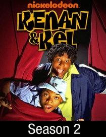 Kenan & Kel (2ª Temporada) - Poster / Capa / Cartaz - Oficial 1