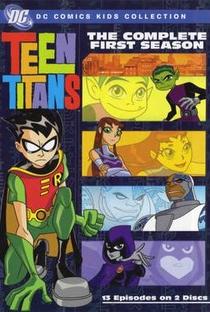 Desenho Os Jovens Titãs Download