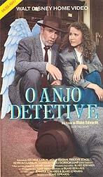 O Anjo Detetive  - Poster / Capa / Cartaz - Oficial 1