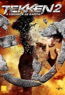 Tekken 2: A Vingança de Kazuya - Poster / Capa / Cartaz - Oficial 2