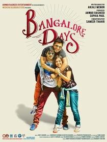 Dias em Bangalore - Poster / Capa / Cartaz - Oficial 1